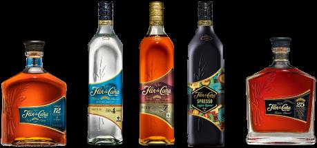 Flor de Caña(フロール・デ・カーニャ)商品イメージ