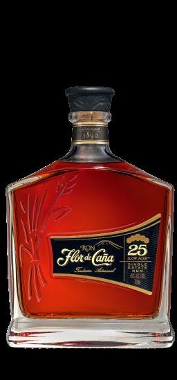 Flor de Caña 25年